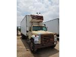Lot: SC3-201 - 1986 IHC S-1900, Box Truck with Reefer/Lift
