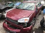 Lot: 161360 - 2006 Chevrolet Malibu