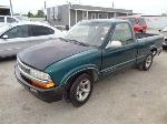 Lot: 14-42055 - 1997 Chevrolet S-10 Pickup