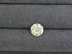 Lot: 2851 - FANCY YELLOW 6.21 CT ROUND BRILLIANT DIAMOND