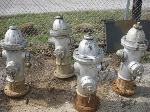 Lot: 45 - (4) Fire Hydrants
