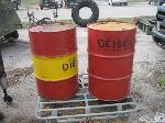 Lot: 48 - (2) 55-gallon Drums
