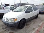 Lot: 40-102780 - 2002 Toyota Sienna Van<BR><span style=color:red>New Closing Date</span>