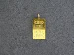 Lot: 2856 - 5G GOLD PENDANT