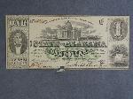 Lot: 2888 - STATE OF ALABAMA $1 DOLLAR
