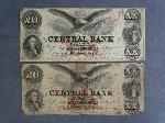 Lot: 2893 - CENTRAL BANK OF ALABAMA $20 DOLLAR
