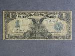 Lot: 2894 - 1899 DATE RIGHT $1 SILVER CERTIFICATE