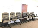 Lot: NS1 - (7) HON Office Chairs