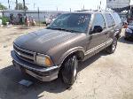 Lot: 23-42582 - 1997 Chevrolet Blazer SUV