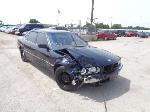 Lot: 32-42402 - 2001 BMW 740iL