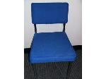 Lot: 1 - Desk Chair & (8) Visitors Chairs