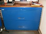 Lot: 5 - (2) Lateral File Cabinets
