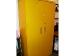 Lot: 7 - Fire Proof File Cabinet & (2) Storage Cabinets