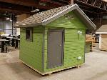 Lot: 02 - Wooden Playhouse