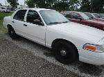 Lot: 6 - 2009 FORD CROWN VICTORIA
