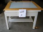 Lot: 02 - Drafting Table