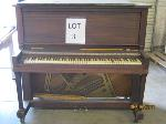 Lot: 03 - Lagonada, Jesse French & Sons Piano