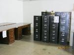 Lot: 18 - Desks, Chairs, File Cabinets