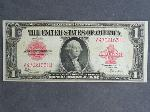 Lot: 2916 - 1923 LARGE LEGAL TENDER $1 NOTE