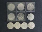 Lot: 2925 - (10) MORGAN DOLLARS 1884-1904