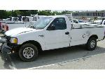 Lot: 101.FORTWORTH - 2002 FORD F150 PICKUP