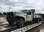 Lot: 108.ABILENE - 2003 FORD F450SD TRUCK
