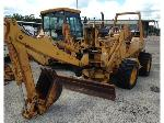 Lot: 109.YOAKUM - 1989 CASE 760 TRENCHING MACHINE