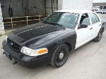 Lot: 17027 - 2010 FORD CROWN VICTORIA