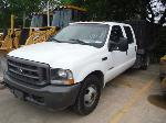 Lot: 17047 - 2004 FORD F350 UTILITY TRUCK