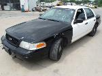 Lot: 17049 - 2010 FORD CROWN VICTORIA