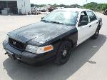 Lot: 17054 - 2010 FORD CROWN VICTORIA