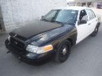 Lot: 17068 - 2011 FORD CROWN VICTORIA