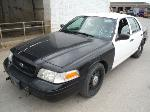 Lot: 17071 - 2011 FORD CROWN VICTORIA