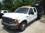 Lot: 17078 - 2001 FORD F350 UTILITY TRUCK