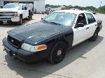 Lot: 17079 - 2010 FORD CROWN VICTORIA