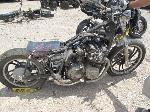 Lot: 436 - 1982 YAMAHA XJ650 MOTORCYCLE - DEMOLISH