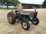 Lot: STEP-04.STEPHENVILLE - Ford 3600 Tractor