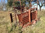 Lot: STEP-06.STEPHENVILLE - Portable Cattle Scales