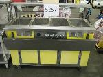 Lot: 5257 - KITCHEN SERVING LINE