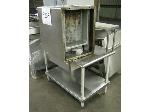 Lot: 5258 - STAINLESS STEEL SERVING LINE