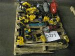 Lot: 5271 - (1 PALLET) POWER TOOLS