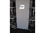 Lot: 5283 - (3) LUNCH ROOM TABLES