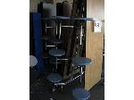 Lot: 5288 - (3) LUNCH ROOM TABLES