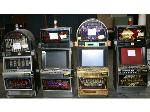 Lot: 7 - (4) Gaming Machines<BR><span style=color:red>THIS IS A RESTRICTED AUCTION</span>
