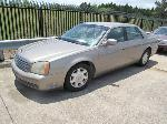 Lot: 1712174 - 2002 CADILLAC DEVILLE - KEY* & STARTED