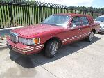 Lot: 1712358 - 1994 LINCOLN TOWN CAR
