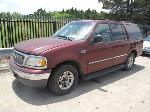 Lot: 1712813 - 2000 FORD EXPEDITION SUV - KEY* & STARTED