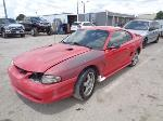 Lot: 17-105249 - 1998 Ford Mustang