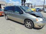 Lot: B704110 - 2004 FORD FREESTYLE LIMITED WAGON