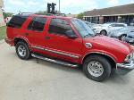 Lot: B704193 - 1998 CHEVROLET BLAZER SUV